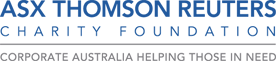 Sponsors of the ASX Thomson Reuters Charity Foundation