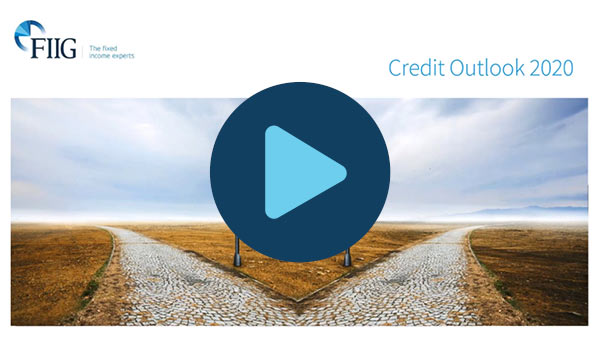FIIG Securities 2020 Credit Outlook webinar recording