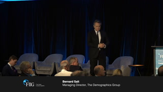 Global Economic Trends - Bernard Salt