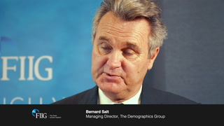 Is Australia a good place to invest - Bernard Salt