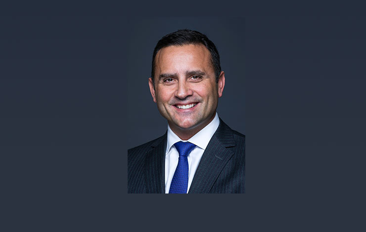 John Ricciotti - Executive General Manager