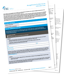 MIPS Termination Form - PDF download